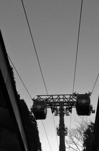 箱根のロープウェイの写真素材 [FYI00439070]