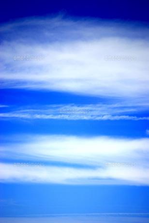 空と雲の写真素材 [FYI00439302]