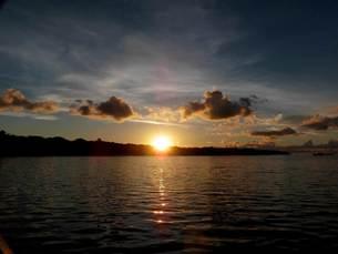 夕暮れの石垣島の素材 [FYI00439396]