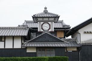 野良時計時計台安芸市の写真素材 [FYI00439792]