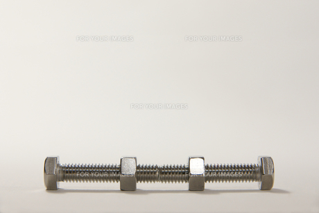 ボルト ナットの写真素材 [FYI00439997]