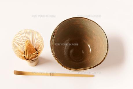 茶道 茶道具 茶器 茶碗 茶筅 茶杓の素材 [FYI00440016]