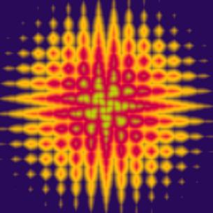 拡散する抽象的な背景の写真素材 [FYI00440141]