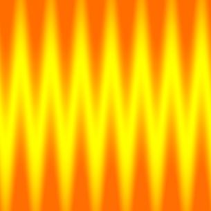 波形のイラストの背景の写真素材 [FYI00440154]