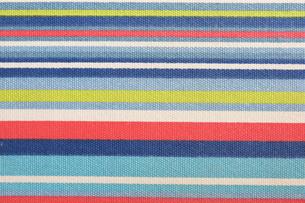ストライプ模様の布の写真素材 [FYI00440171]