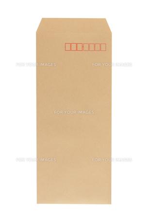 茶色の封筒の素材 [FYI00440233]