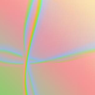 交わるラインの背景イラストの写真素材 [FYI00440351]