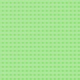 緑色の格子柄のイラストの写真素材 [FYI00440355]