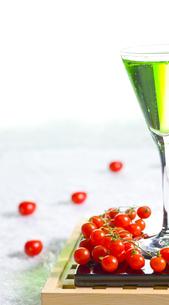 Cocktail&Tomatoの写真素材 [FYI00440378]