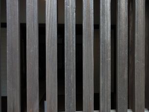格子窓の写真素材 [FYI00440387]