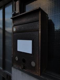 古い郵便受けの写真素材 [FYI00440395]
