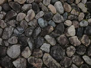 石垣の写真素材 [FYI00440417]