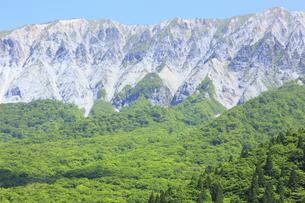 大山の写真素材 [FYI00440661]