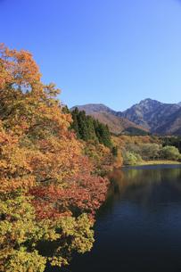 大源太湖の写真素材 [FYI00440664]