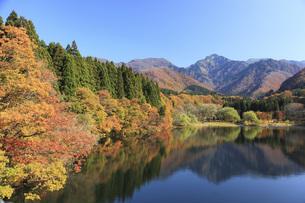 大源太湖の写真素材 [FYI00440665]