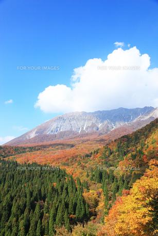 大山の写真素材 [FYI00440666]
