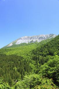 大山の写真素材 [FYI00440669]