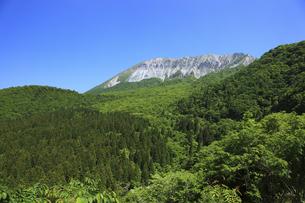 大山の写真素材 [FYI00440680]