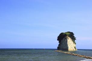 見附島の写真素材 [FYI00440736]