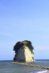 見附島の写真素材 [FYI00440743]
