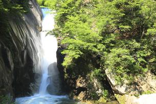 仙娥滝の写真素材 [FYI00440786]