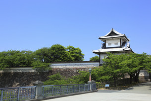 石川門の写真素材 [FYI00440817]