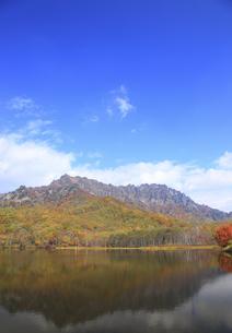 戸隠連山の写真素材 [FYI00440824]