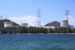 関西電力美浜原子力発電所の写真素材 [FYI00440831]