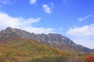 戸隠連山の写真素材 [FYI00440837]