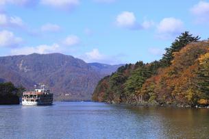 十和田湖の写真素材 [FYI00440840]