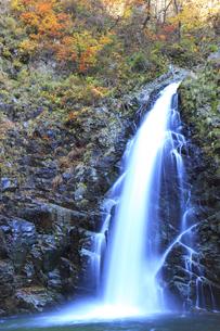 暗門の滝の写真素材 [FYI00440844]