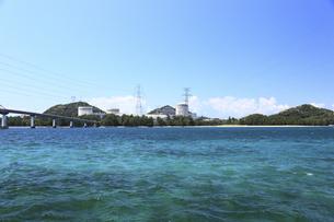 関西電力美浜原子力発電所の写真素材 [FYI00440845]