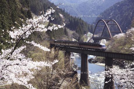 飛騨川鉄橋の素材 [FYI00440851]