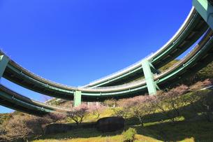 ル−プ橋の写真素材 [FYI00440856]