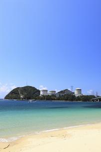 関西電力美浜原子力発電所の写真素材 [FYI00440858]