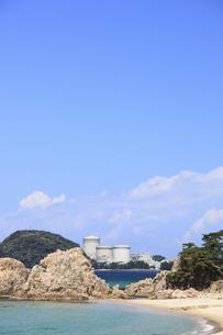 関西電力美浜原子力発電所の写真素材 [FYI00440861]
