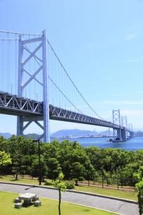 瀬戸大橋の写真素材 [FYI00440896]