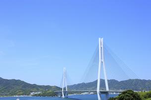 多田羅大橋の写真素材 [FYI00440901]