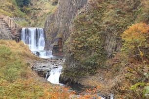 田代の七つ釜滝の写真素材 [FYI00440910]