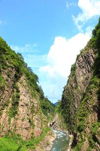 清津峡の素材 [FYI00440967]