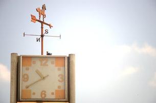 風見鶏の写真素材 [FYI00441053]