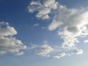 冬の空の写真素材 [FYI00441257]
