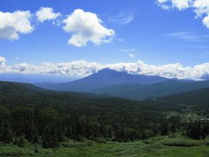 八幡平からの風景の素材 [FYI00441274]