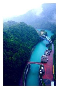 ダムの写真素材 [FYI00441275]