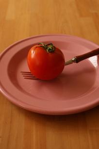 プチトマトとプレートの素材 [FYI00441331]