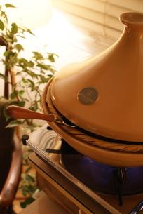 タジン鍋の写真素材 [FYI00441342]