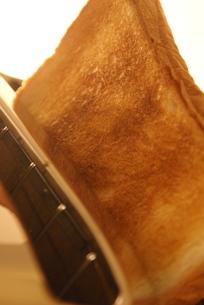 焼き立て食パンの写真素材 [FYI00441355]