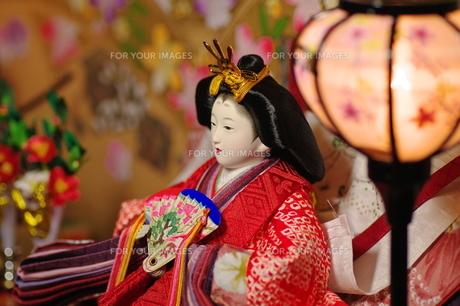 ひな祭りの写真素材 [FYI00441414]
