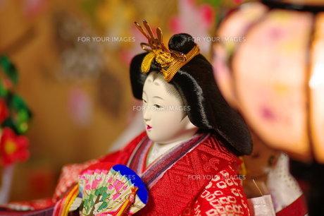 ひな祭りの写真素材 [FYI00441446]