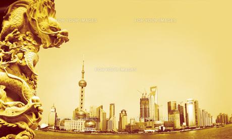 発展中の中国の写真素材 [FYI00441917]